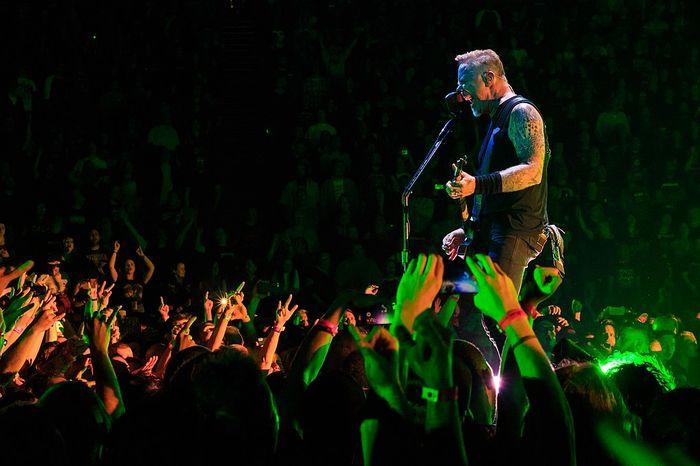 1024px James Hetfield live in London 24 October 2017