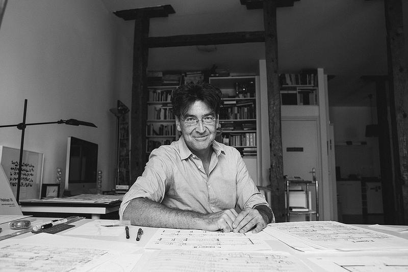 José María Sánchez-Verdú: «El peor oyente para mi música es