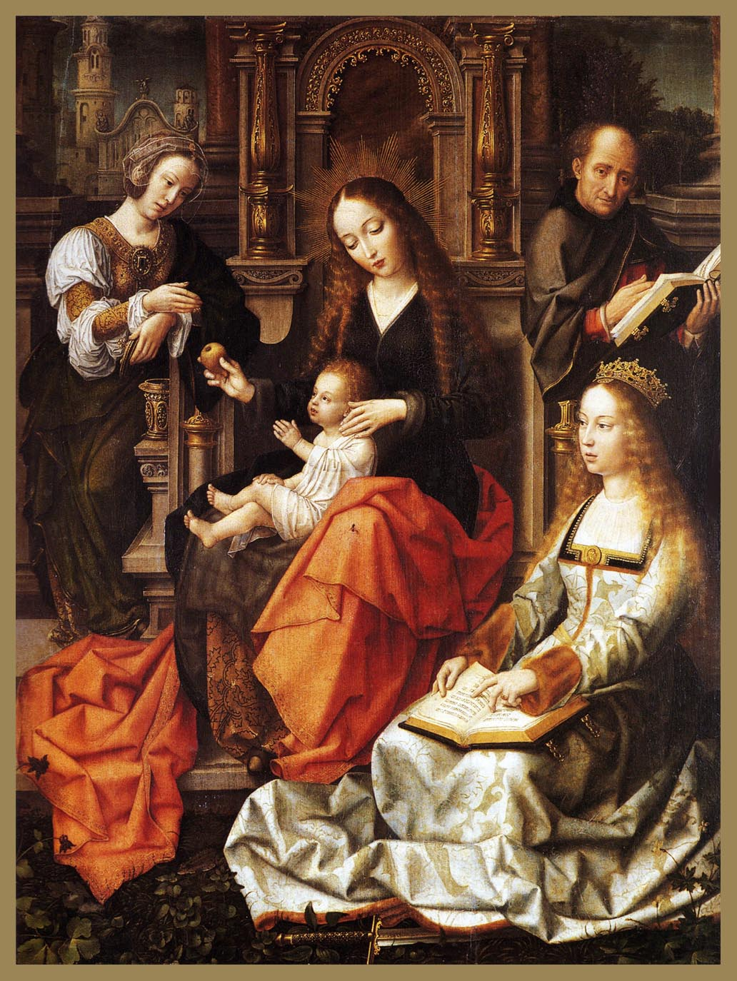436 1 Virgen de la Mosca Colegiata de Toro