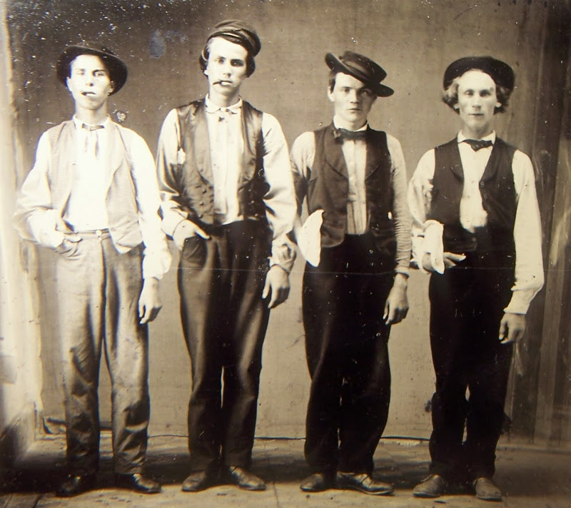 Billy the Kid Doc Holliday Jesse James Charlie Bowdre