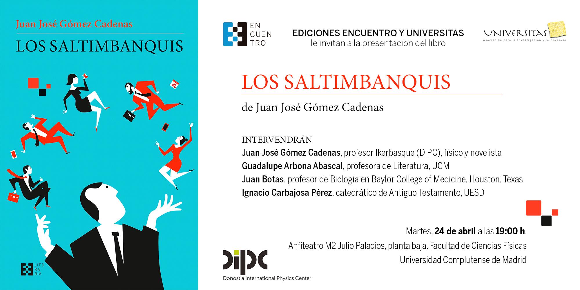 Invitacion Saltimbanquis
