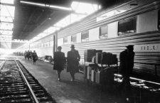 Tiempo y líneas de tren