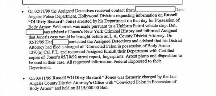 extracto FBI