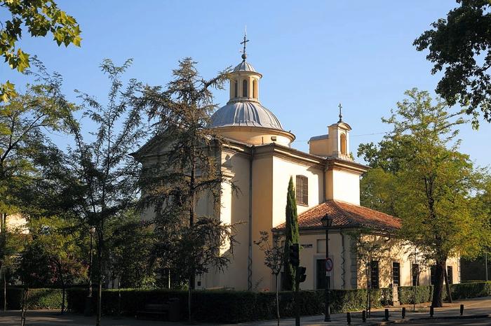 1024px Ermita de San Antonio de la Florida Madrid