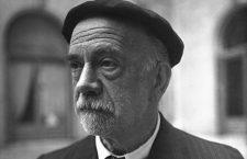 Pio Baroja (1872-1956), écrivain espagnol.