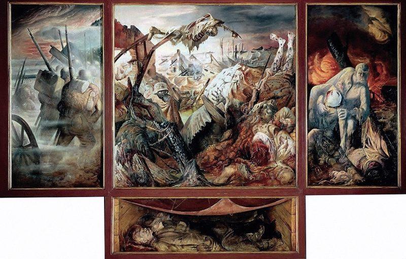 otto dix der krieg the war 1929 32