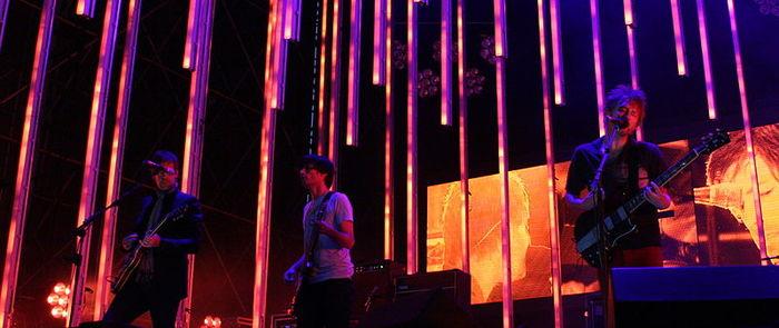 Radiohead 2008 Barcelona Catalonia Daydream Festival 03