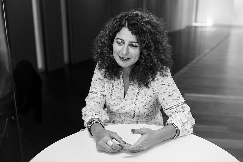 Zeina Abirached: «En el Líbano la guerra destruyó mucho, pero la reconstrucción también»