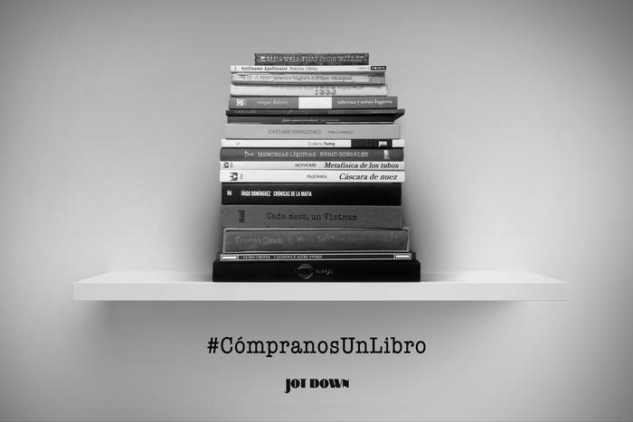 #CómpranosUnLibro