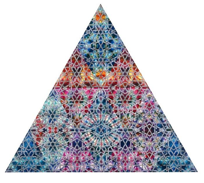 21 27 TAAFF 2008.Rose Triangle