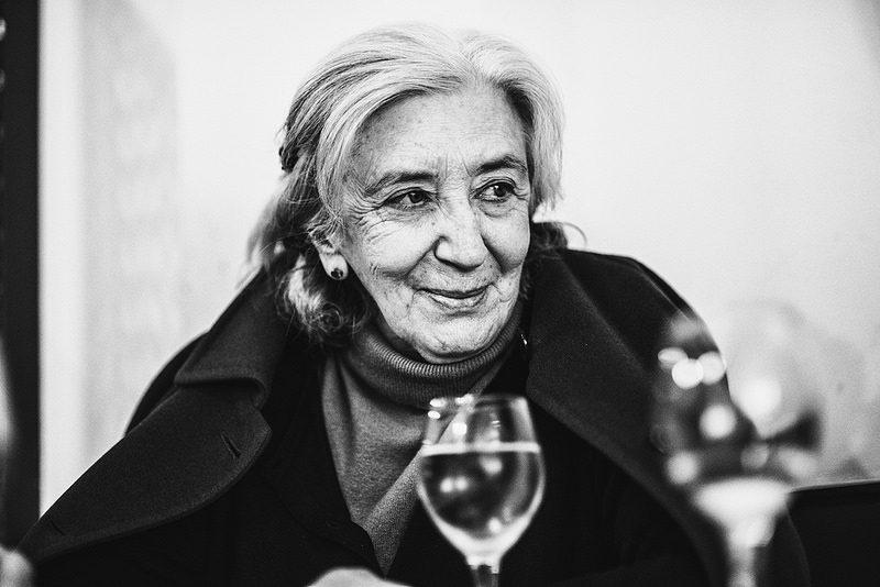 Clara Janés y Jenaro Talens para JD 1