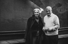 Clara Janés y Jenaro Talens: «La verdad en un poema siempre sale a la luz, lo quieras o no. Un poema no miente jamás»