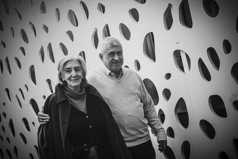 Clara Janés y Jenaro Talens para JD 5