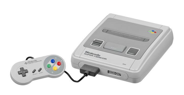 Nintendo Super Famicom Set FL result