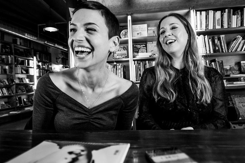 Marta Rebón y Marilena de Chiara para JD 3