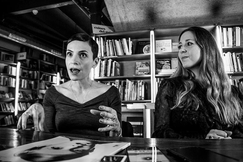 Marta Rebón y Marilena de Chiara para JD 7