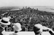 Día de la inauguración del Empire State Building, 1931 (DP).