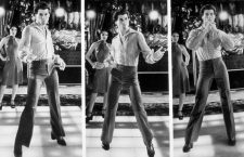 La fievre du samedi soir  The saturday night fever  de JohnBadham  avec John Travolta 1977