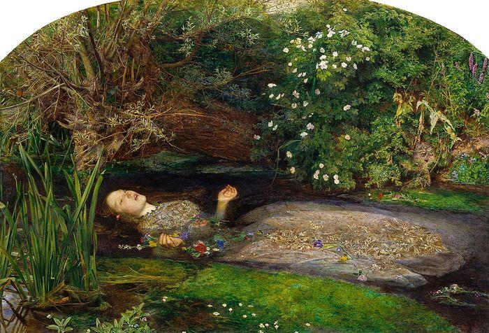 1200px John Everett Millais Ophelia Google Art Project result