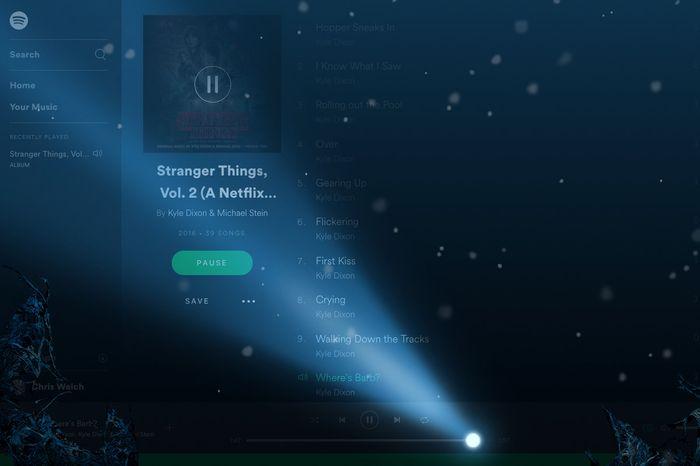 Spotify result