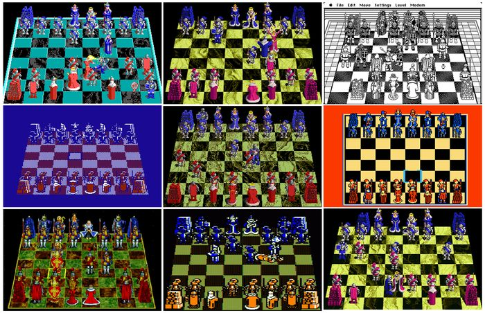 VersionesBattlechess result