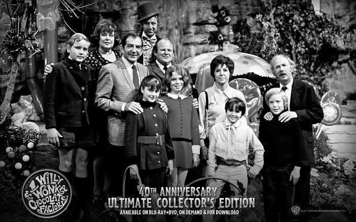 06. Material promocional para la edición del 40 aniversario de la película Warner Bros