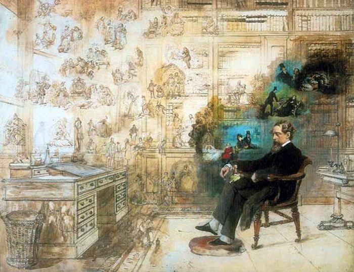 Dickens dream result
