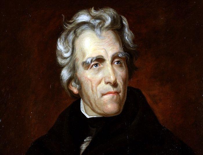 Andrew Jackson result