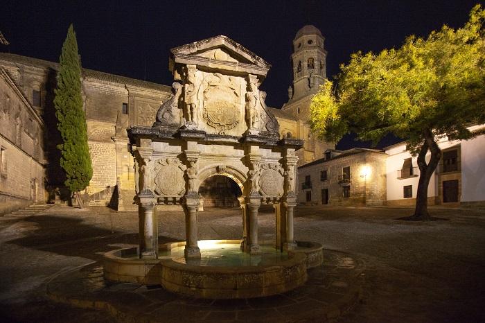 JA Baeza Fuente de Santa María 6