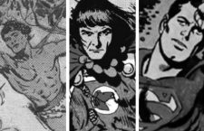 El tigre de Tarzán (III): La capa de Superman