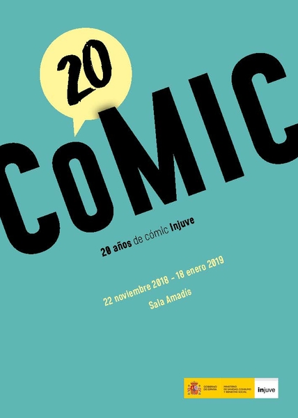 paginas desdecatalogo comic20 injuve