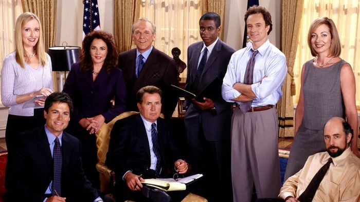 the west wing cast a l result