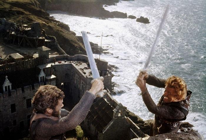 Les Vikings Arte 9 choses a savoir sur le film avec Kirk Douglas et Tony Curtis Photos width1024
