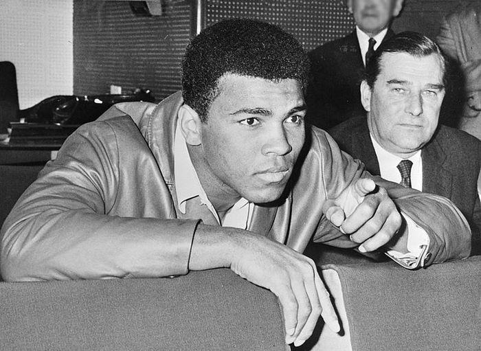 Muhammad Ali 1966 result