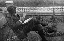 G. K. Chesterton, 1908. Imagen: DP.