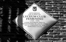 Ni tontas ni locas: las mujeres del Lyceum Club Femenino