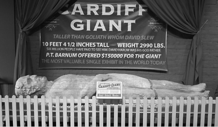 Cardiff Giant result