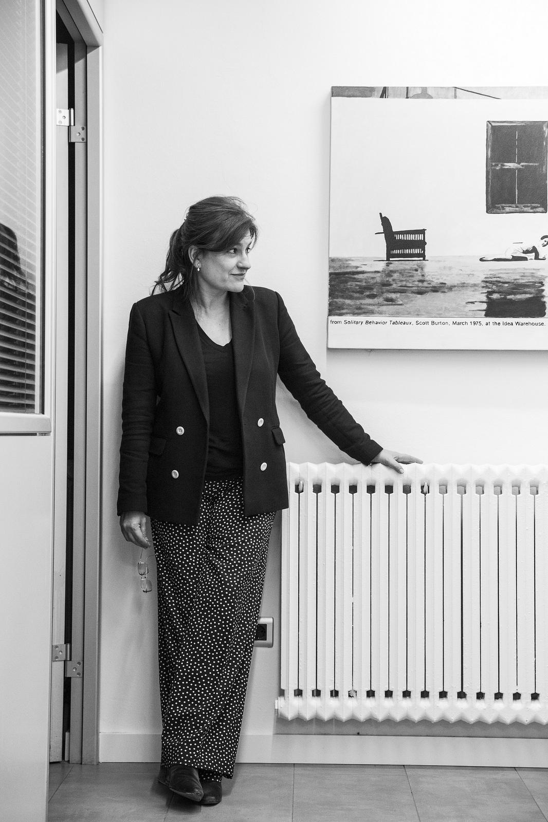 Silvia Sesé para JD 8
