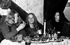 Richard Dickie Peterson, Paul Whaley y Randy Holden de Blue Cheer en 1968. Fotografía: Jack de Nijs / Dutch National Archives ((CC BY-SA 3.0 NL).