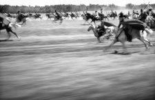 La última carga de caballería