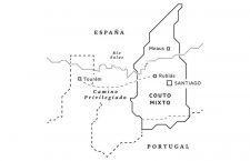 El Couto Mixto: una tierra independiente entre España y Portugal