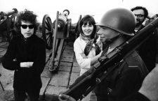 Bob Dylan, 1966. Fotografía: Bjorn Larsso