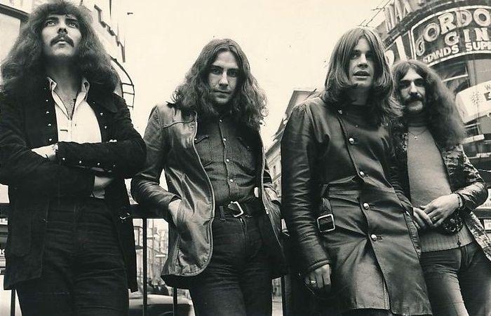 Black Sabbath 1970 result