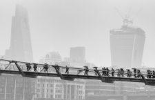 Puente del Milenio, Londres. Fotografía: Keith Ellwood (CC).
