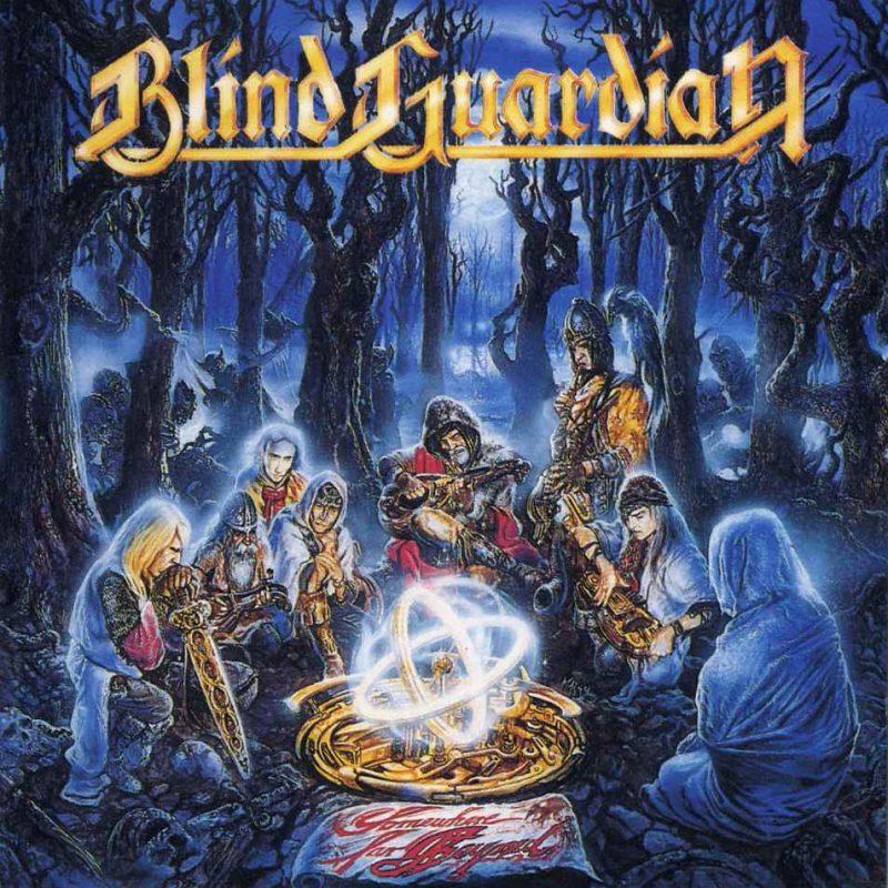 Blind Guardian Somewhere Far Beyond Frontal