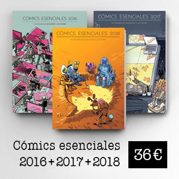 COMICS ESENCIALES