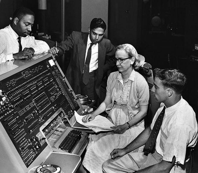 Grace Hopper and UNIVAC result