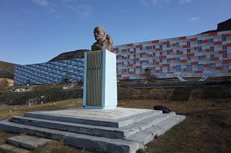 M H.DE Barentsburg