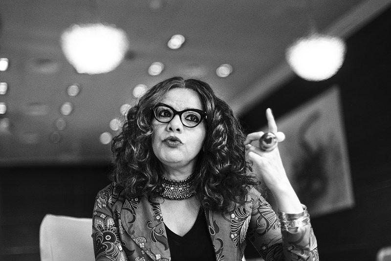 Mona Eltahawy para JD 4