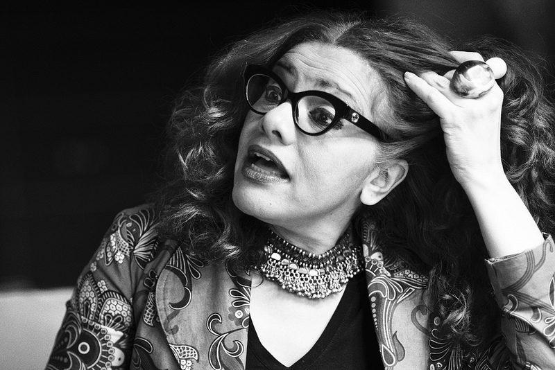 Mona Eltahawy para JD 5